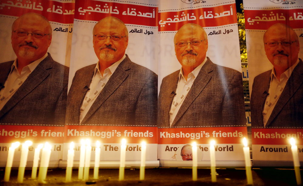 Trump pressed to levy harsh US response to Khashoggi killing