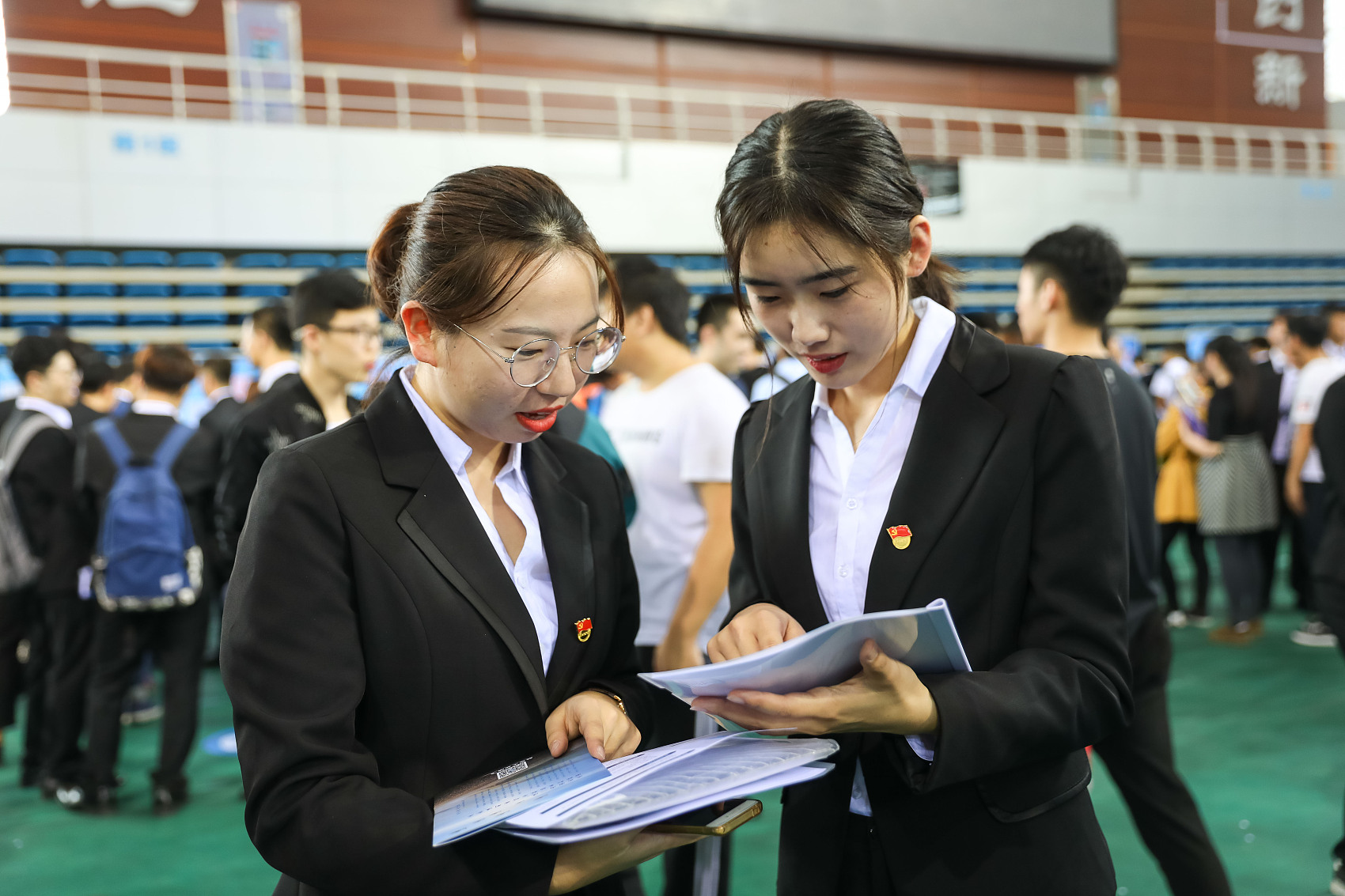 Over 70 pct respondents satisfied with their first job: survey