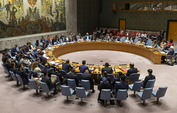 UN Security Council to consider draft resolution on Yemen