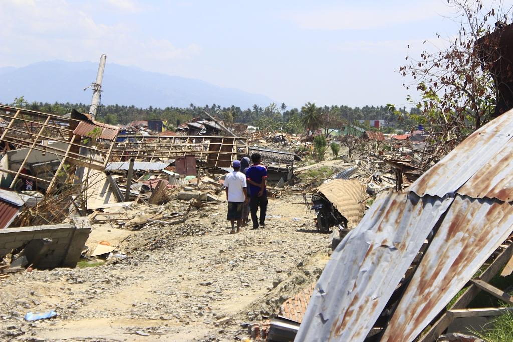 Hong Kong relief fund grants $1.12 mln for Indonesian quake, tsunami victims