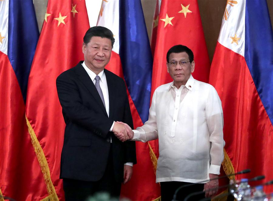 China, Philippines agree to upgrade ties, jointly advance Belt and Road construction