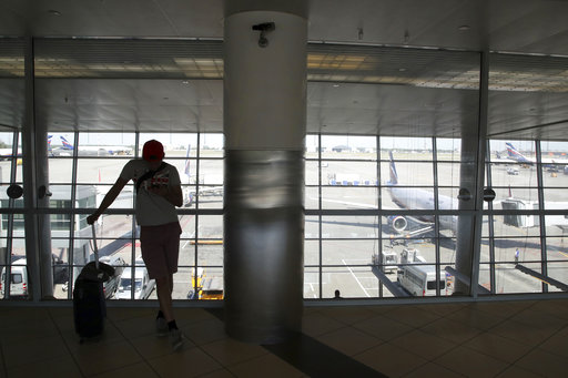 Landing gear kills a person at Moscow Sheremetyevo airport