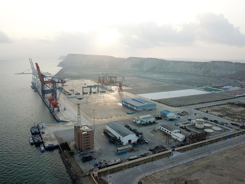 CPEC emerging as a connectivity plug