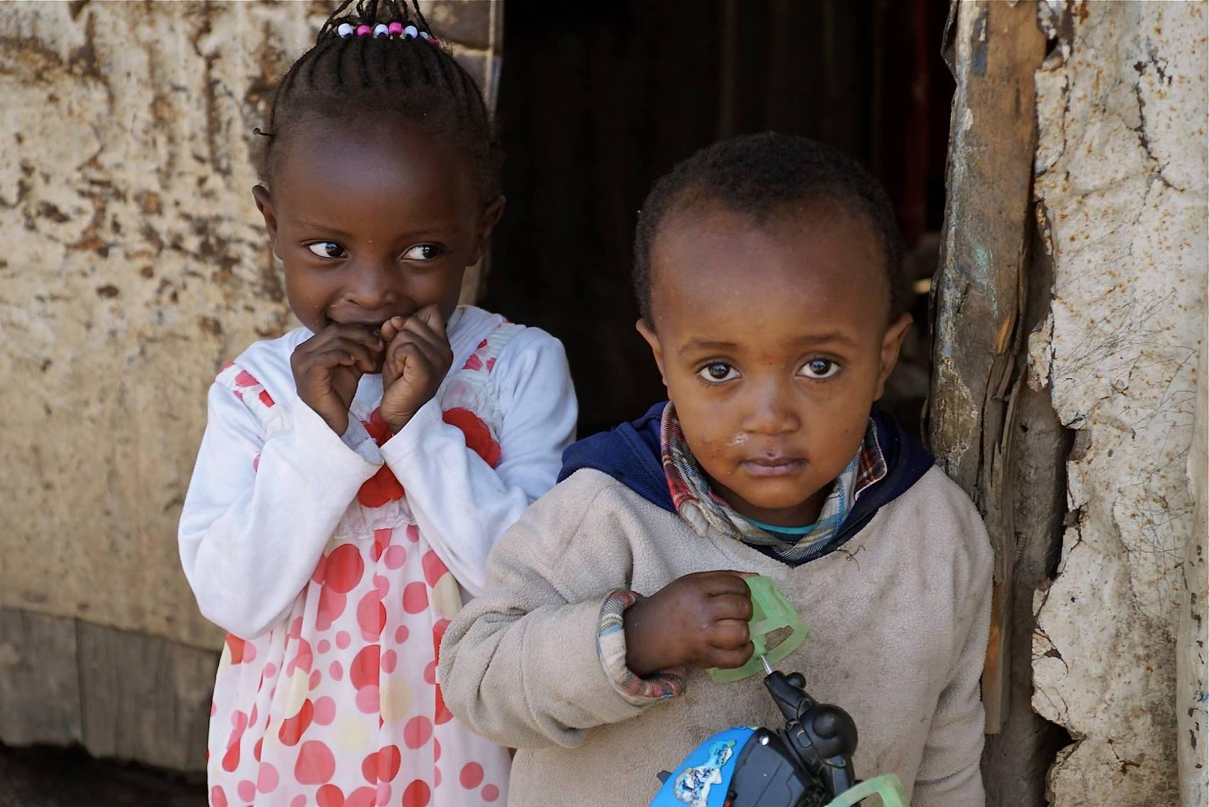 Kenya marks Int'l Children's Day, pledges to boost children literacy, safety