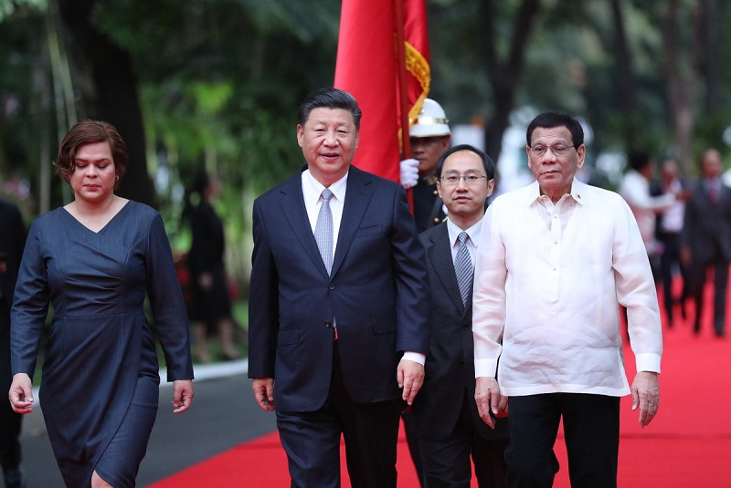 Full text of China-Philippines joint statement
