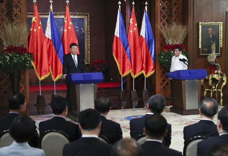 China, Philippines chart course for future relations in joint statement