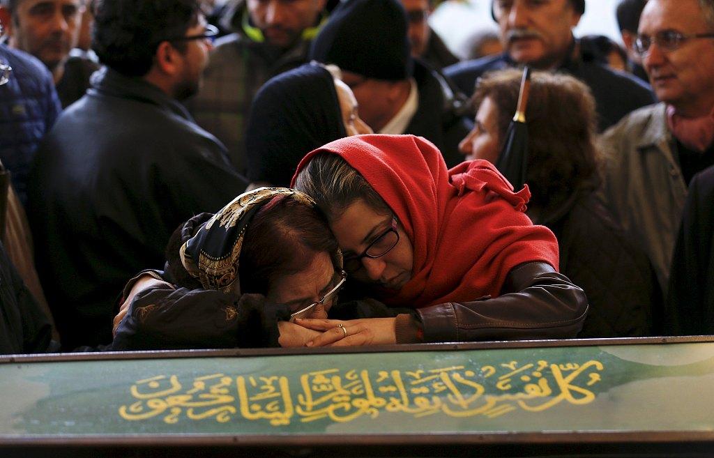 Three jailed for life over deadly 2016 Ankara bombing