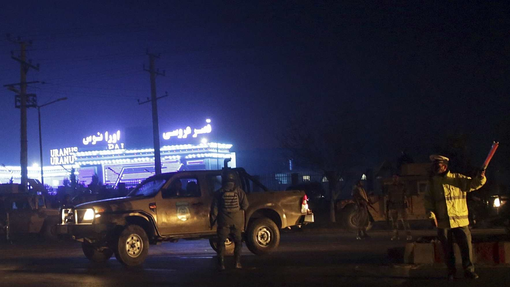 At least 50 killed by suicide bomber in Kabul