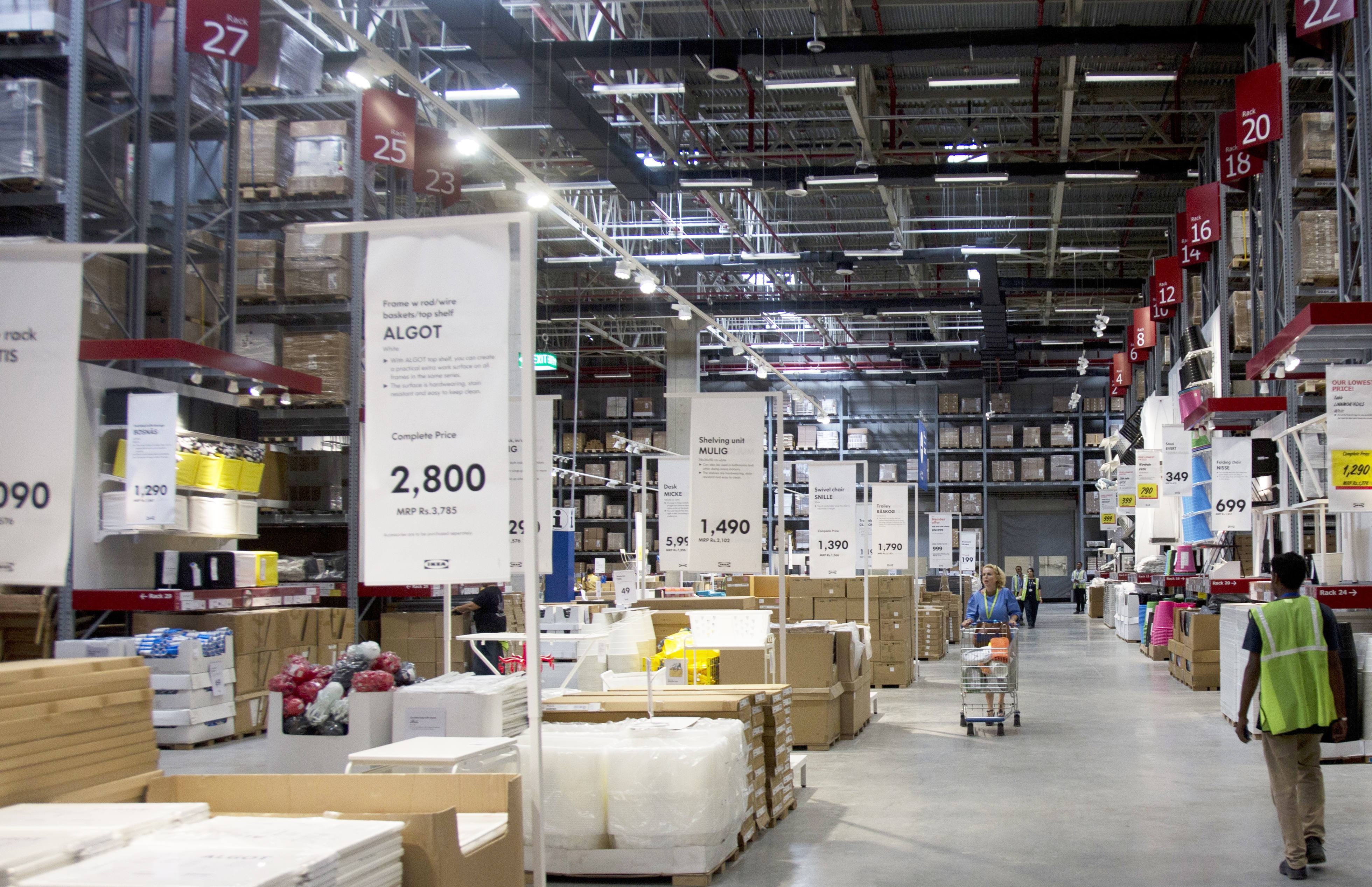 IKEA to cut 7,500 jobs globally, but creates 11,500 new ones