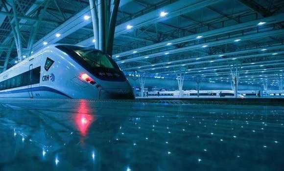 China to build the country's first undersea tunnel for high-speed train
