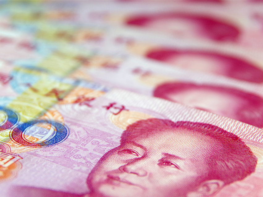 Chinese yuan strengthens to 6.9391 against USD Thursday
