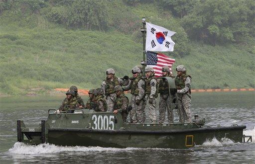 US, South Korea scale back military exercise