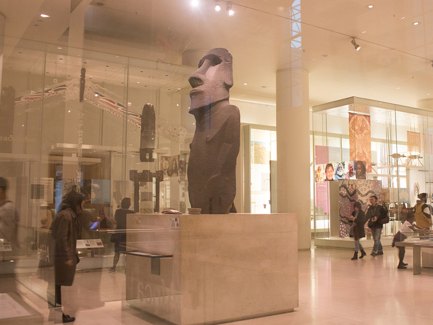 'You have our soul': Easter Island pleads with British Museum for statue return