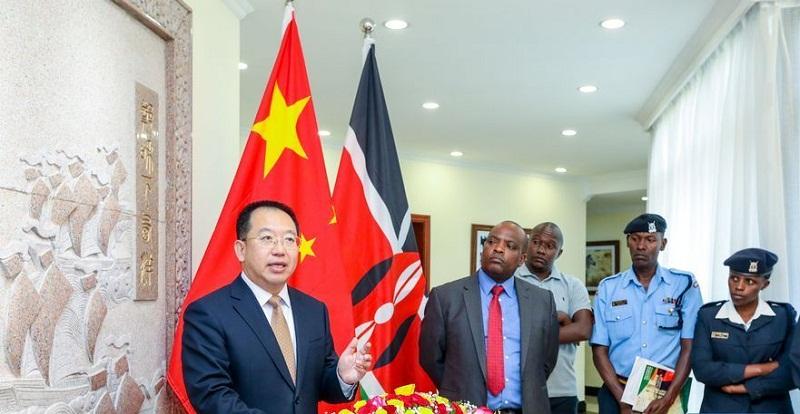 China funded training opportunities bridge skills gap in Kenya