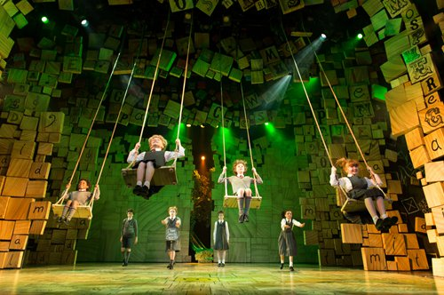 'Matilda The Musical' to come to China for nationwide tour