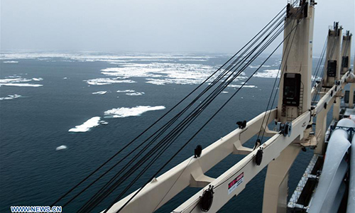 China's role in Arctic governance 'cannot be ignored'