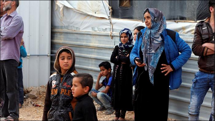 Over 2,000 Syrian refugees return from Jordan