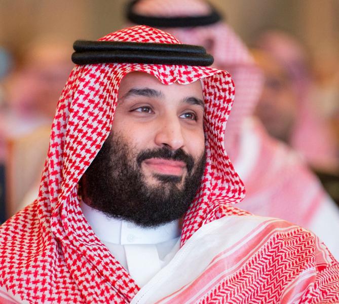 Saudi Crown Prince arrives in UAE on state visit
