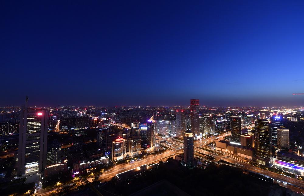 Beijing sees decrease in permanent resident population