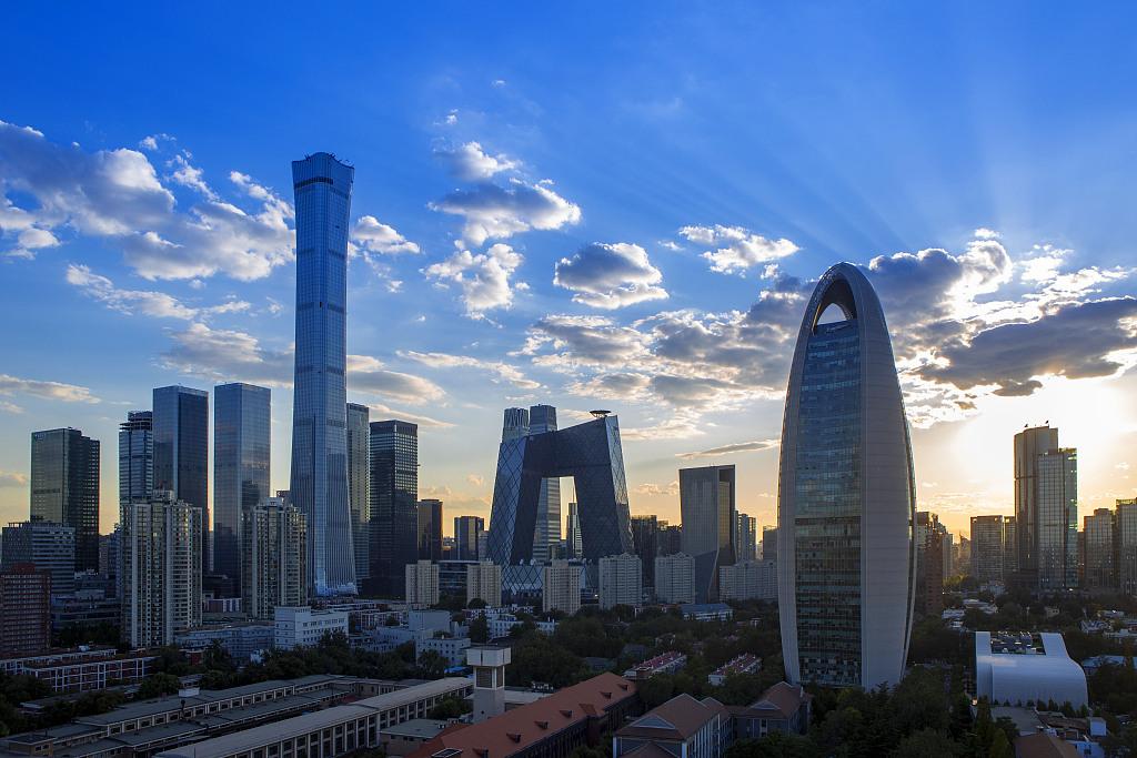 Video: Beijing my destiny