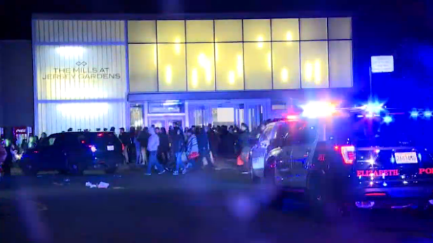 Shooting at US mall sparks panic on Black Friday