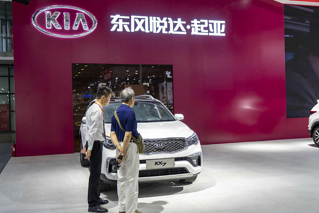 Dongfeng Yueda Kia recalls vehicles in China over defective engines