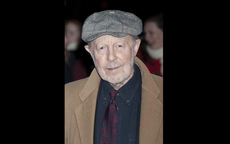 British film director Nicolas Roeg dies at age 90