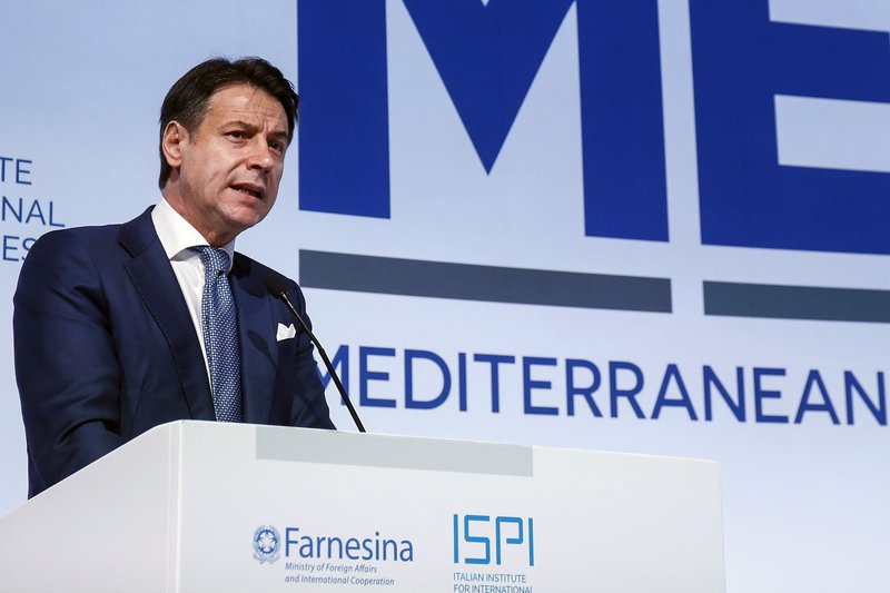 Italy's leader to EU: we won't budge on debt-swelling budget