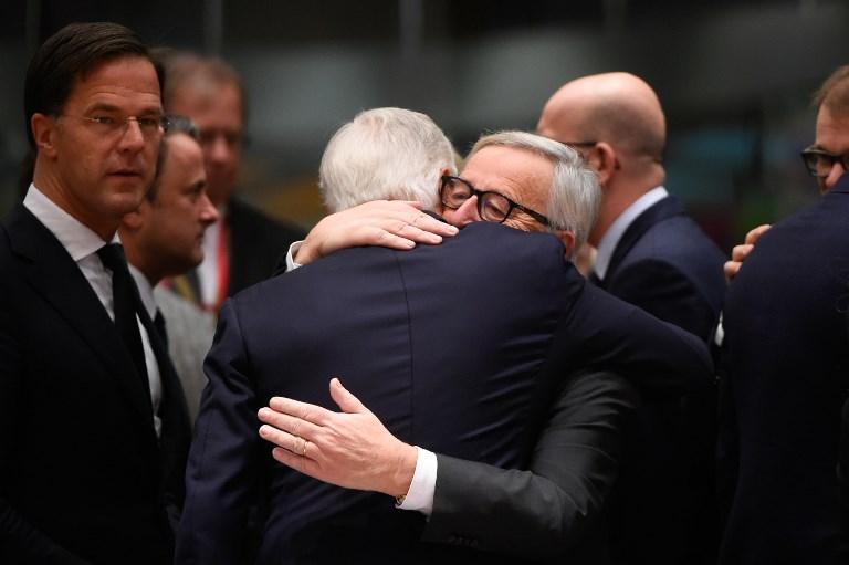 EU leaders to sign off 'tragic' Brexit deal