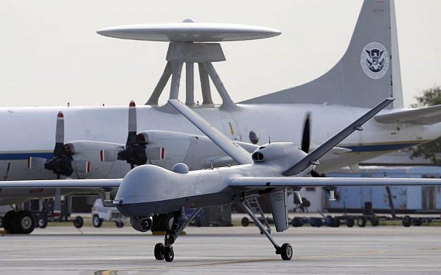6 al-Qaida operatives killed by US drone strike in central Yemen