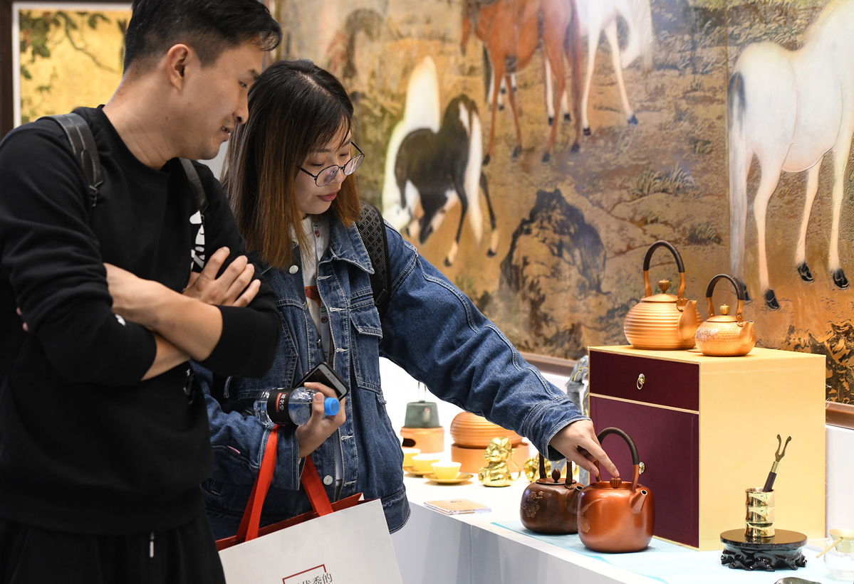 Culture expo attracts 300 museums across China