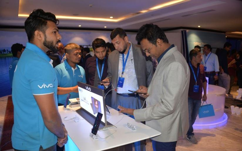 Chinese company Vivo allotted land for manufacturing smartphones in North India