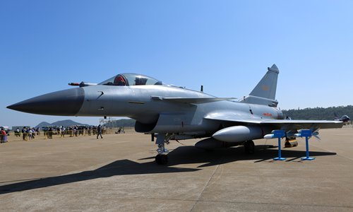 Chinese people amazed by the country's rapid development in fighter jets