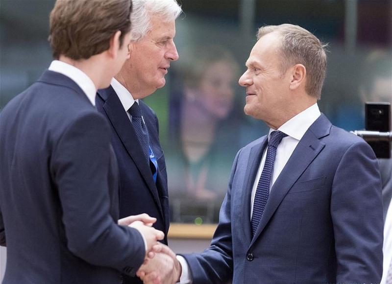 EU endorses Brexit deal in breakthrough