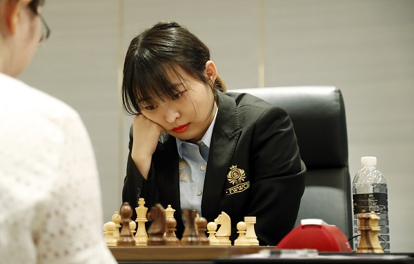 Never giving-up results in title defense: world chess champion Ju Wenjun