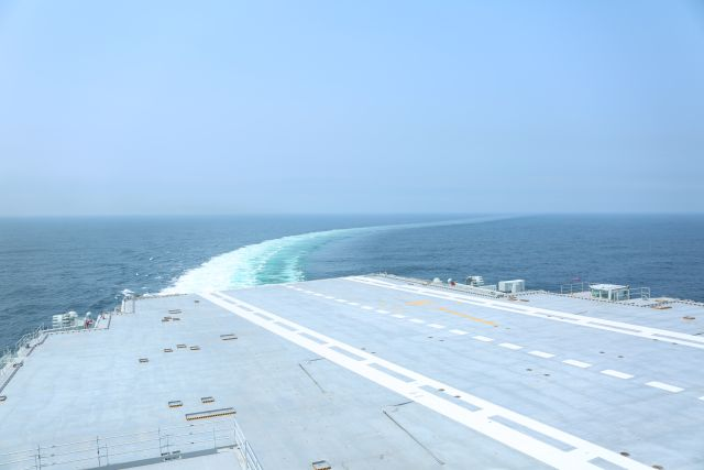 China launches work on third aircraft carrier, Xinhua says
