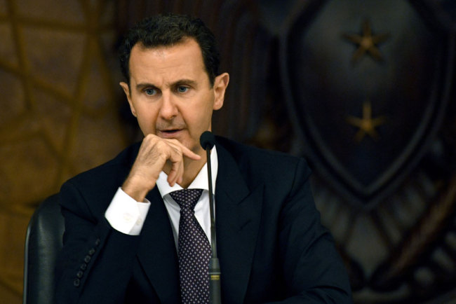 Syrian president changes 9 ministers in gov't reshuffle