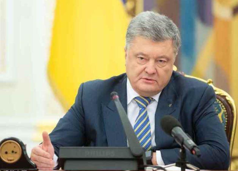 Poroshenko calls on Russia to release detained Ukrainian sailors