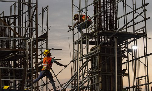 Work on B&R projects continues as usual amid political infighting in Sri Lanka