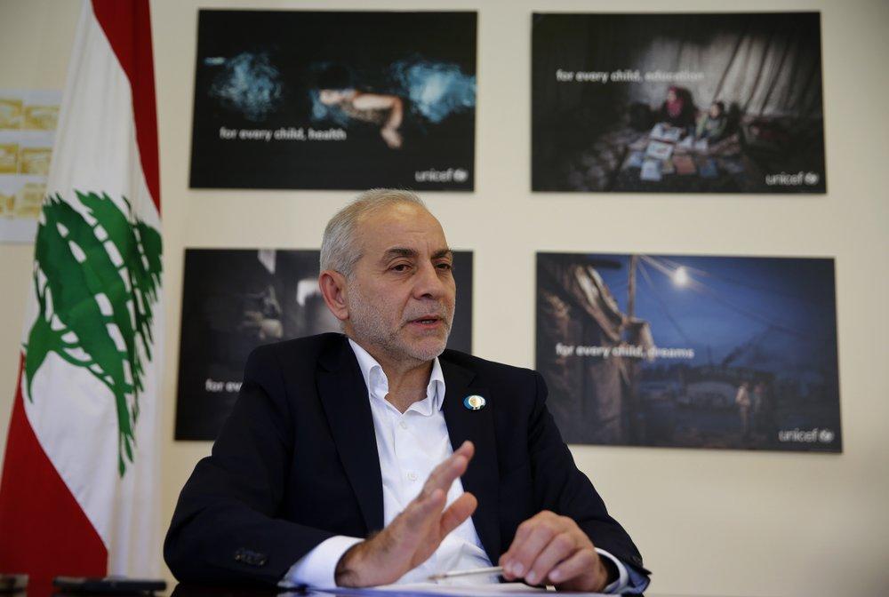 Syrian abuses slow return of refugees: Lebanon Minister