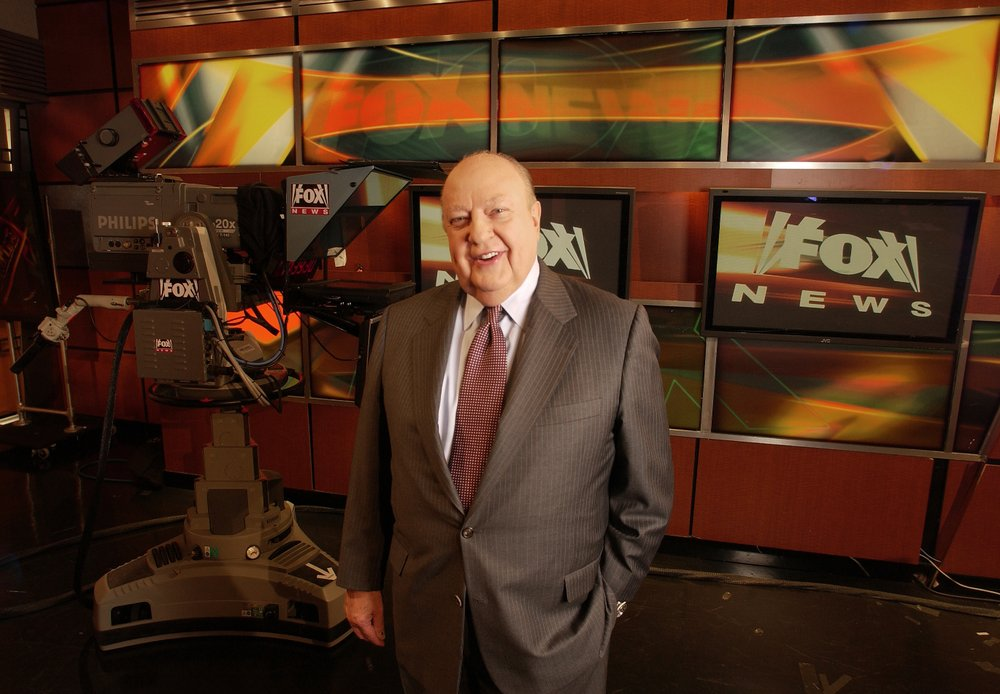 Film on Roger Ailes looks at creator of 'outrage factory'