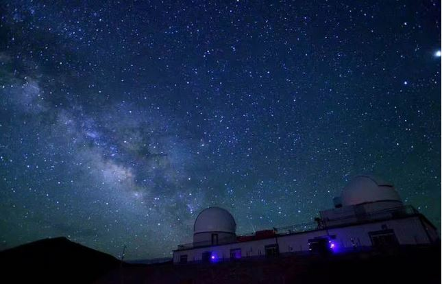 China opens astronomical science popularizing base in Qinghai-Tibet Plateau