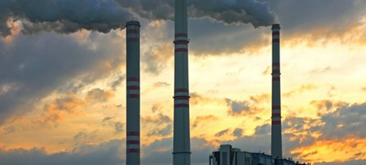UNEP study finds CO2 up after three years of zero growth