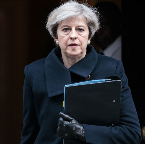 May applies circuitous tactics in fighting to win parliamentary support for Brexit deal