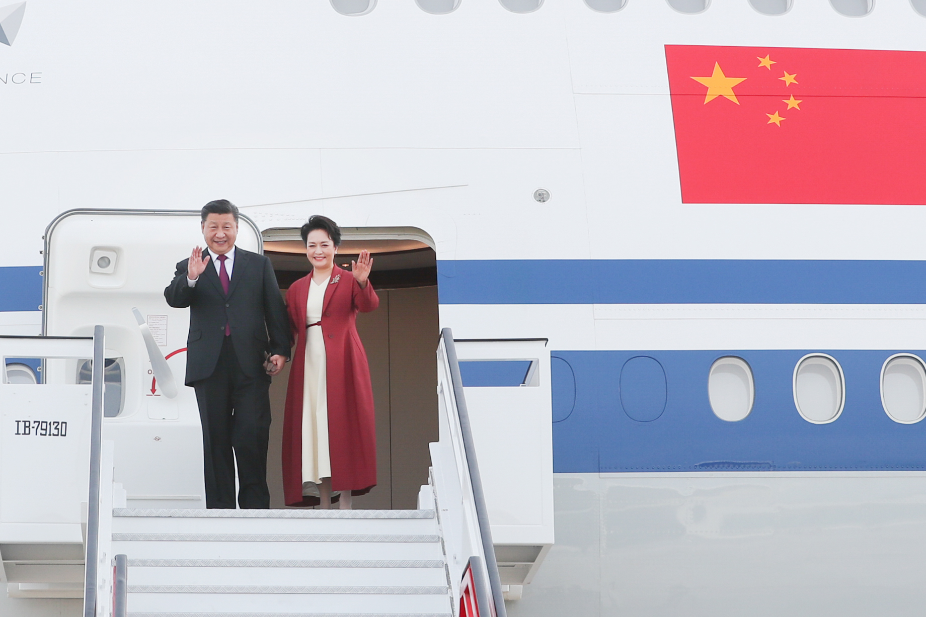 President Xi arrives in Madrid for state visit to Spain