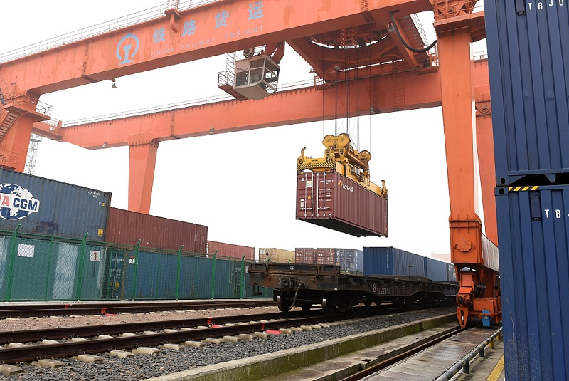 Yiwu's imports from Spain surged 8.82 percent year-on-year