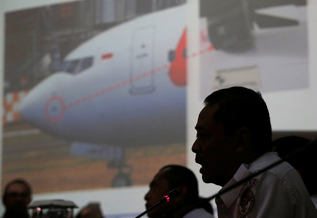 Lion Air jet should have been grounded before fatal flight, Indonesia says