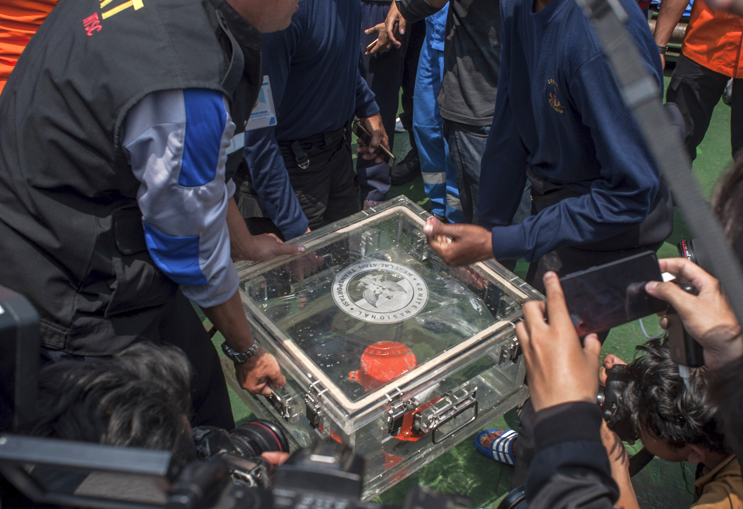 Report faults Indonesian airline's safety measures in crash