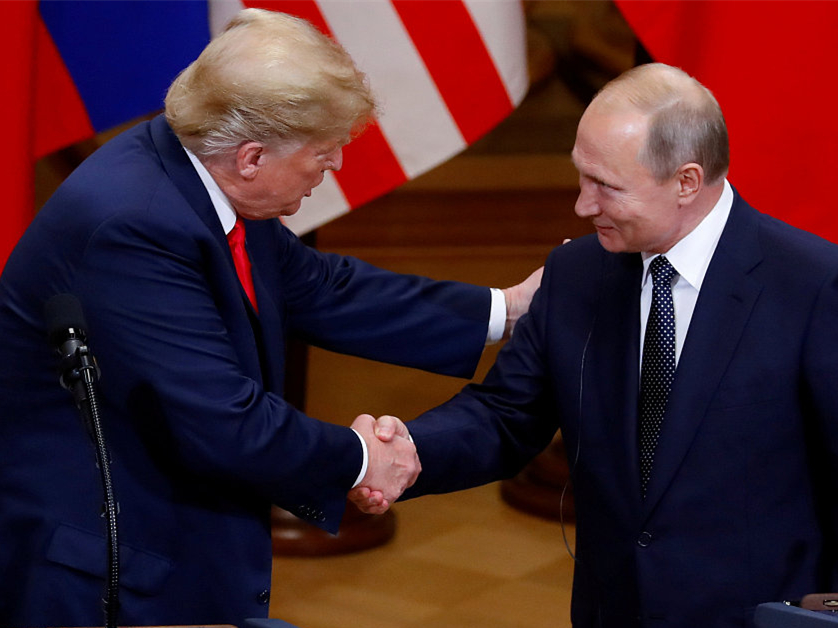 Trump threatens to cancel meeting with Putin, citing Ukraine-Russia confrontation