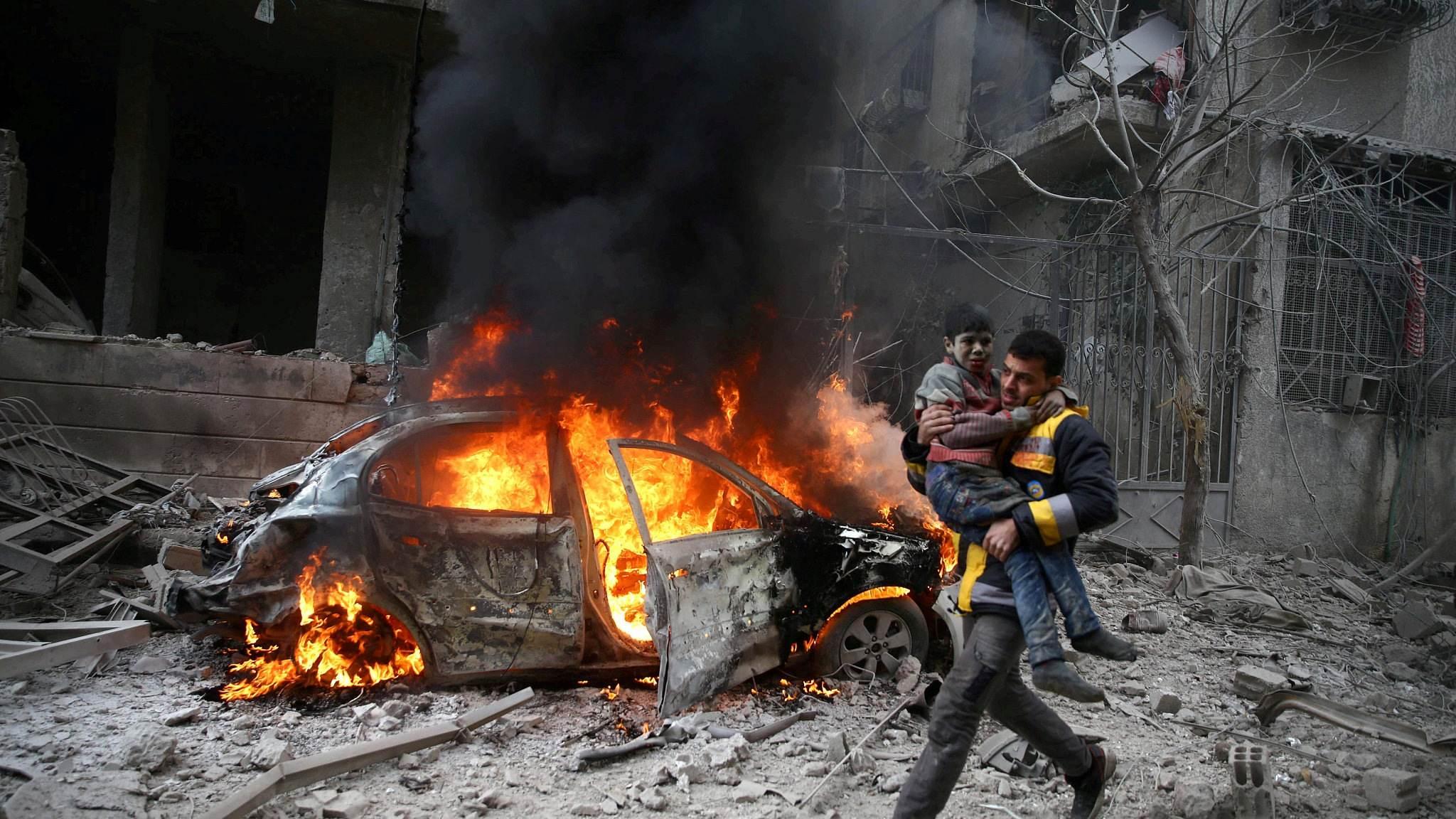 Round 11 of Syria peace talks in Astana